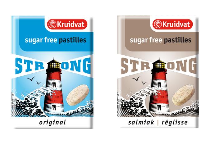 Pastilles kruidvat illustratie visual studio nick van for Kruidvat dordrecht