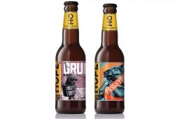 Bieretiketten voor Brouwerij Hope