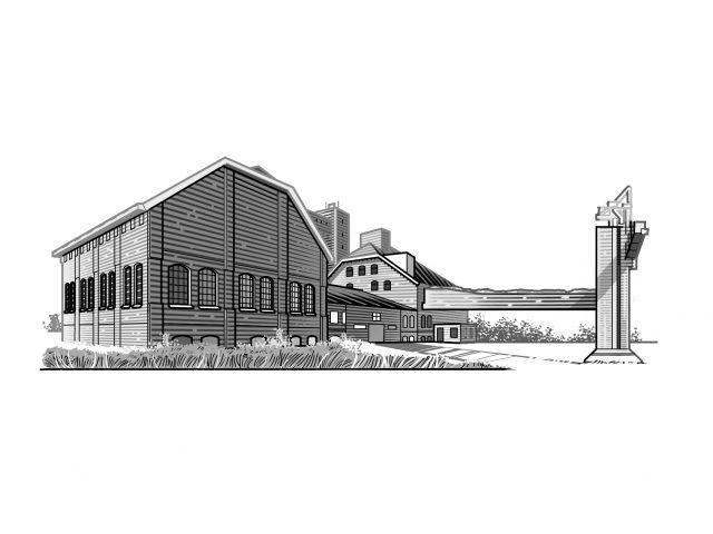 Hooghoudt fabriek