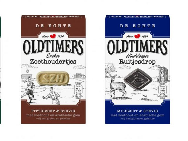 illustraties old timers drop