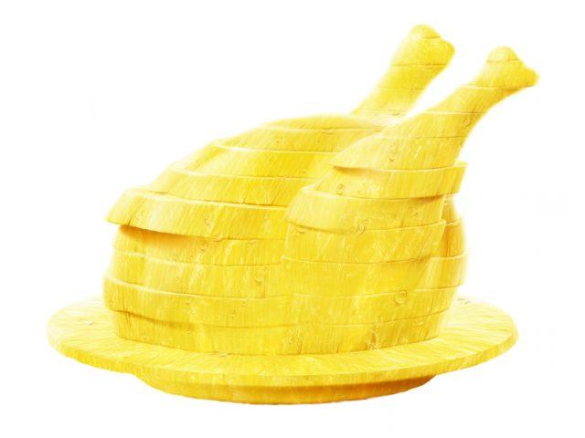 Ananaskip t.b.v. Chiquita